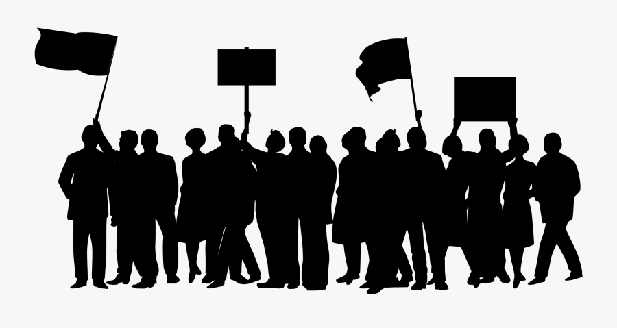 Protest Clipart